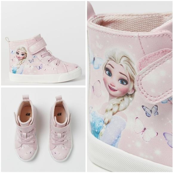 H\u0026M Shoes | Nwot Hm Kids Disneys Frozen